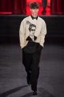 Ami Alexandre Mattiussi Wool sweater