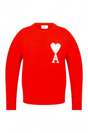 Wool sweater od Ami Alexandre Mattiussi