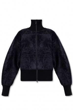 Sweatshirt with high neck od Y-3 Yohji Yamamoto