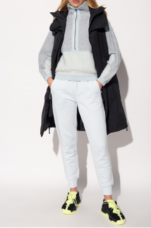 Sweater with high neck od Y-3 Yohji Yamamoto