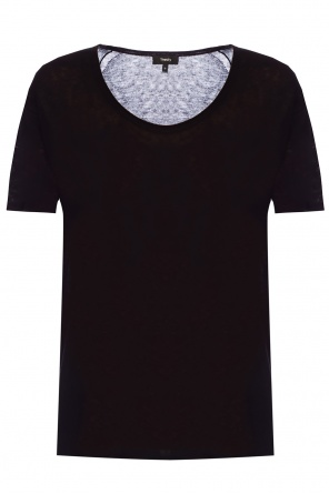 Top with short sleeves od Theory