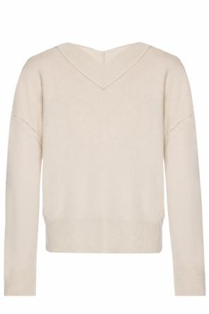 V-neck sweater od Helmut Lang