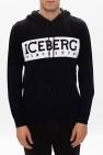 Iceberg Logo hoodie