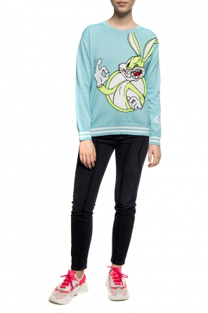 Embroidered sweater od Iceberg