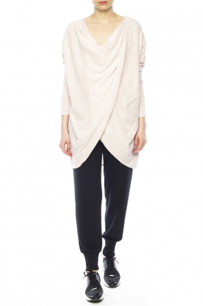 'itat' cut-out sweater od AllSaints
