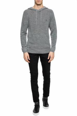 'ivar' hooded sweater od AllSaints