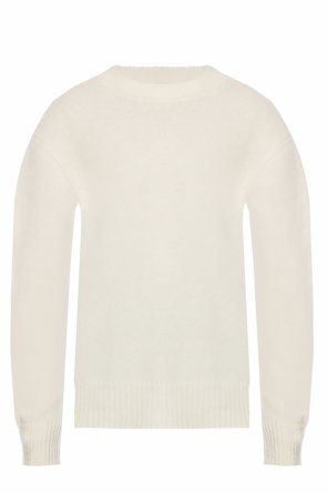 Sweater with cut-outs od Helmut Lang