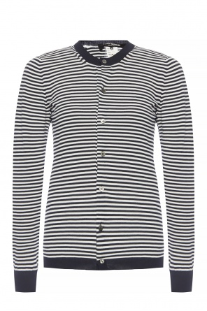 Striped cardigan od Junya Watanabe Comme des Garcons