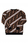 Fendi Kids Patterned sweater