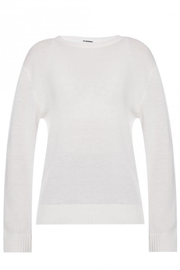 JIL SANDER+ Wool sweater