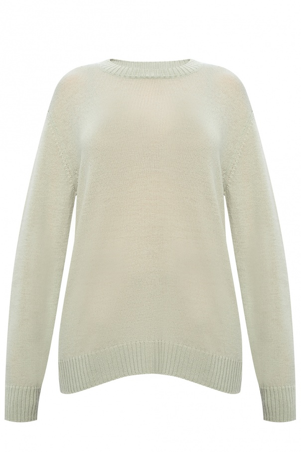 JIL SANDER Rib-knit sweater
