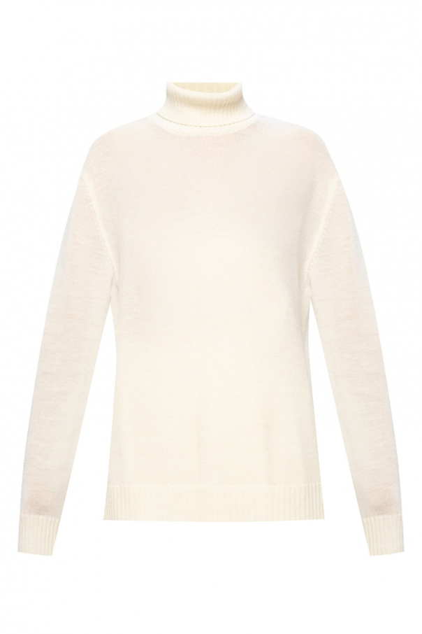 JIL SANDER Wool turtleneck sweater