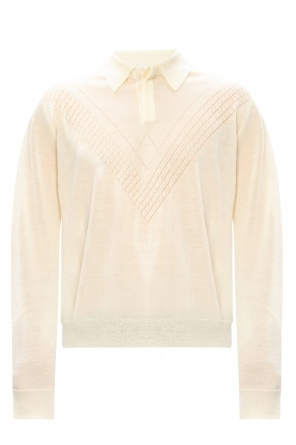 Wool sweater od JIL SANDER