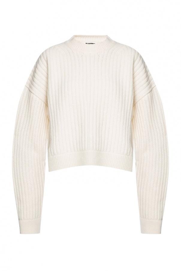 b3b9b9875e6ae Ribbed sweater JIL SANDER - Vitkac shop online