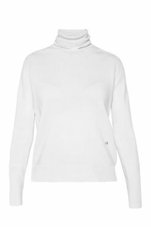 Logo turtleneck sweater od Victoria Beckham