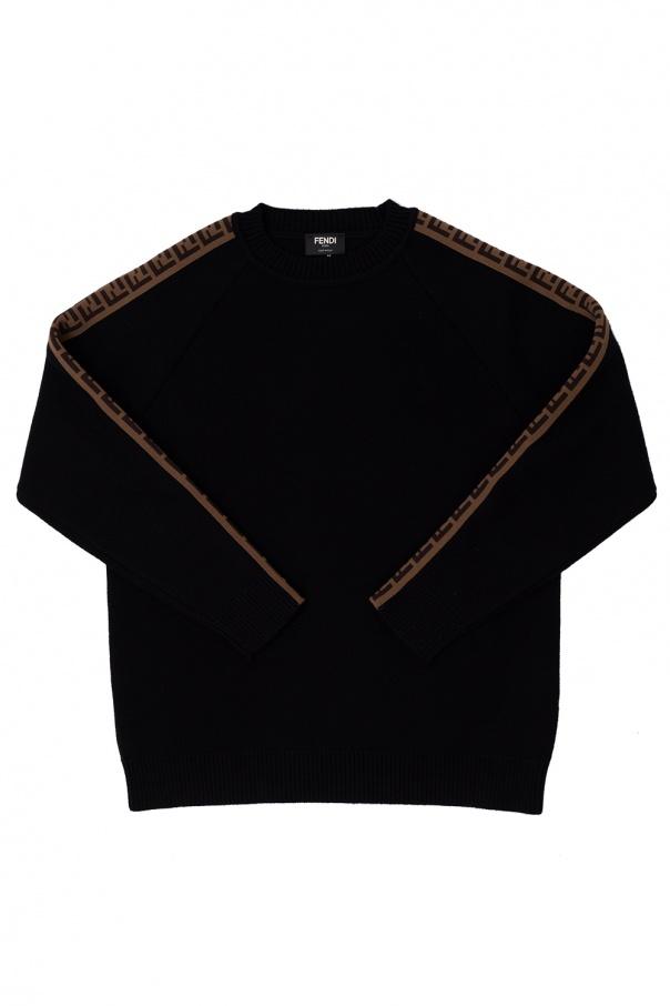 Fendi Kids Logo sweater