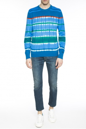 Patterned sweater od Diesel