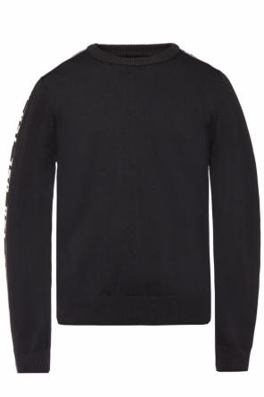 Branded sweater od Diesel