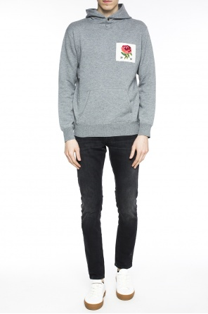 Hooded sweatshirt od Kent & Curwen