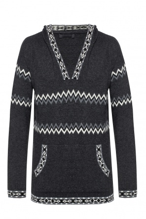 Embroidered sweater od Diesel Black Gold
