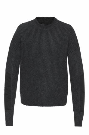 Oversize ribbed sweater od Diesel Black Gold