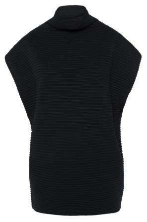 Sleeveless turtleneck sweater od Victoria Victoria Beckham