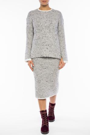 Sweater with splits od Victoria Victoria Beckham