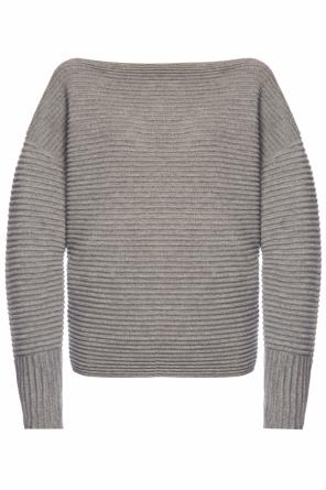Oversize ribbed sweater od Victoria Victoria Beckham