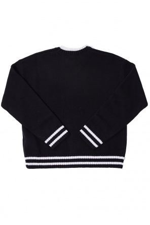 Patched sweater od Diesel