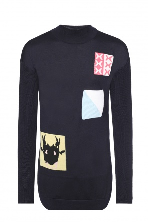 Turtleneck sweater od J.W. Anderson