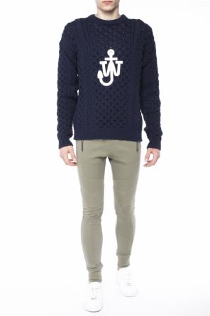 Braided sweater od J.W. Anderson