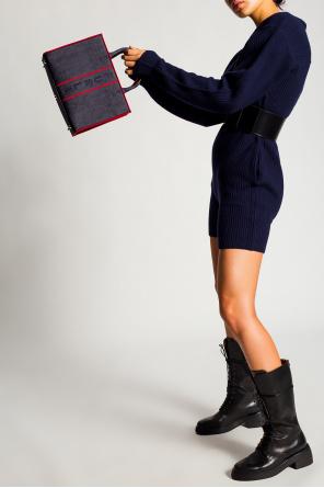 Wool jumpsuit od Helmut Lang