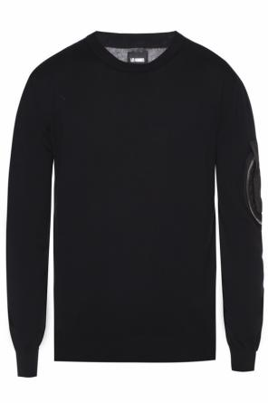 Sweater with pocket od Les Hommes