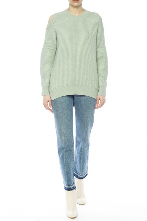 Cut-out sweater od AllSaints