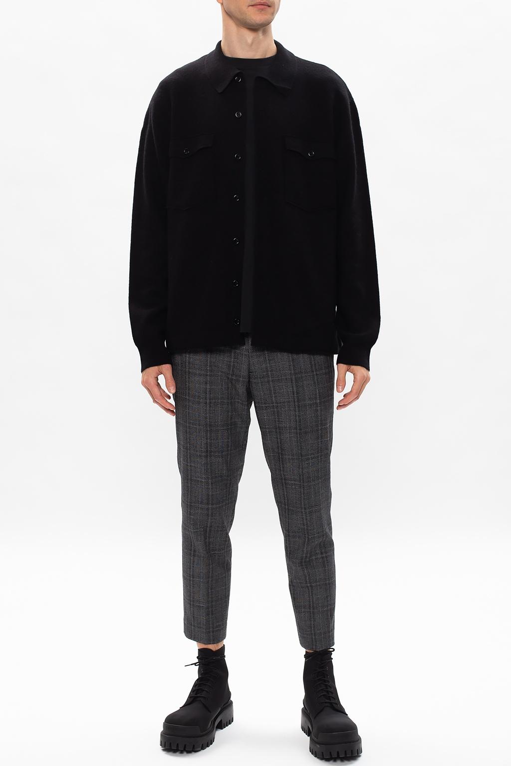 AllSaints 'Lori' wool cardigan