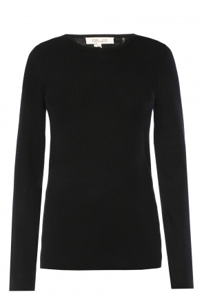 Sweater with opening od Diane Von Furstenberg