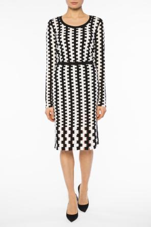 Cut-out sweater od Diane Von Furstenberg