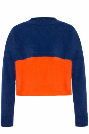 Sweater with slits od Diesel