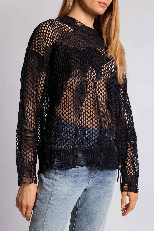 Diesel Open-knit sweater