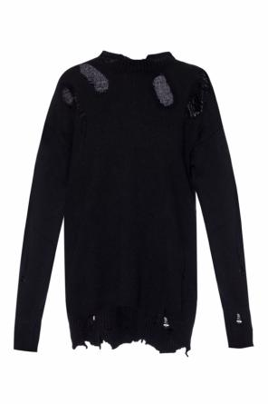 Sweater with holes od Diesel