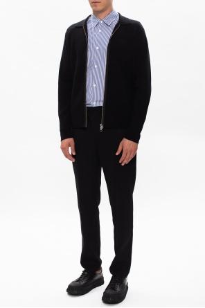 Cardigan with chest pocket od Samsoe Samsoe