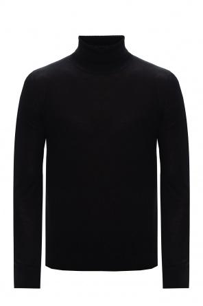 Wool turtleneck sweater od Samsoe Samsoe