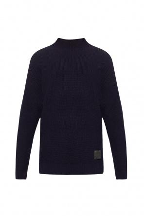 Sweter z logo od Paul Smith