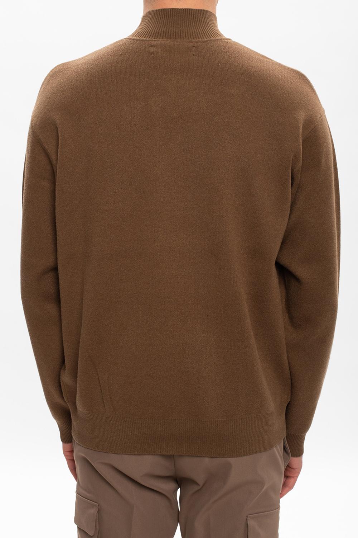 Samsøe Samsøe Relaxed-fit turtleneck sweater