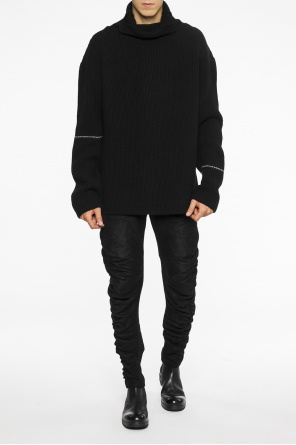 Braided turtleneck sweater od Lost And Found