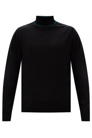 Wool turtleneck sweater od PS Paul Smith