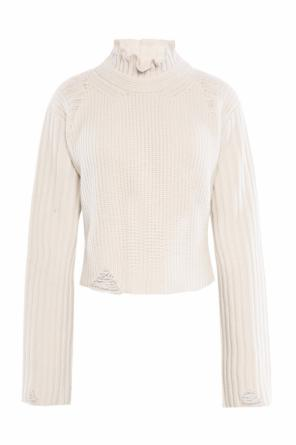 Oversize turtleneck sweater od Golden Goose