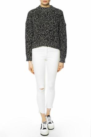 'malu' braided sweater od AllSaints