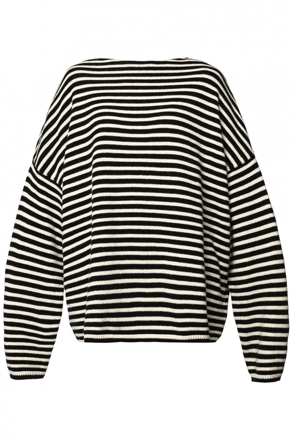 Marcel  striped oversize sweater AllSaints - Vitkac shop online 8d628569b