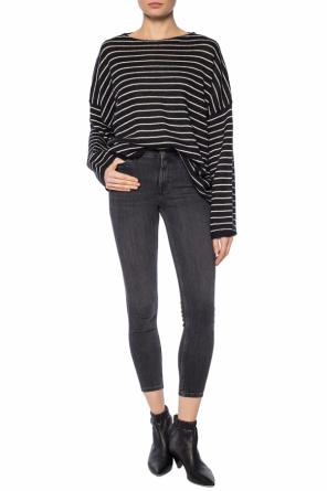 'marty' crewneck sweater od AllSaints